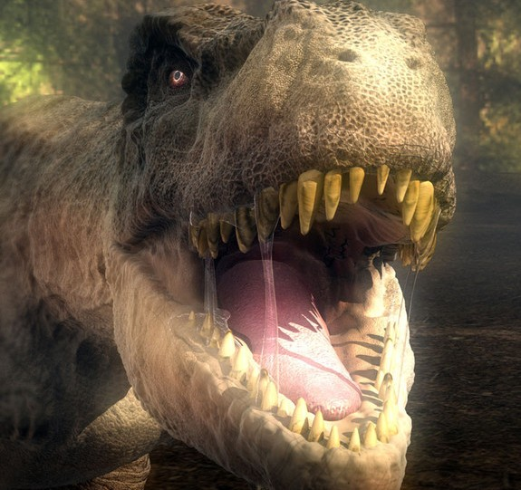 T-Rex - cunning hunter or daft giant?