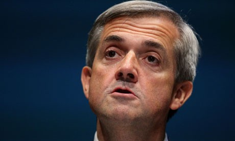 The climate and energy secretary, Chris Huhne