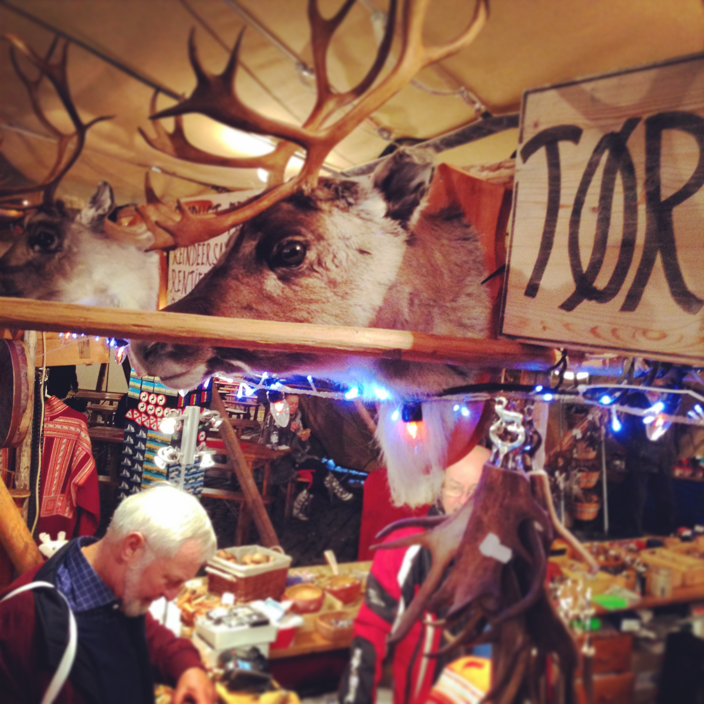 Rudolf has many uses in Norway's Christmas celebrations
