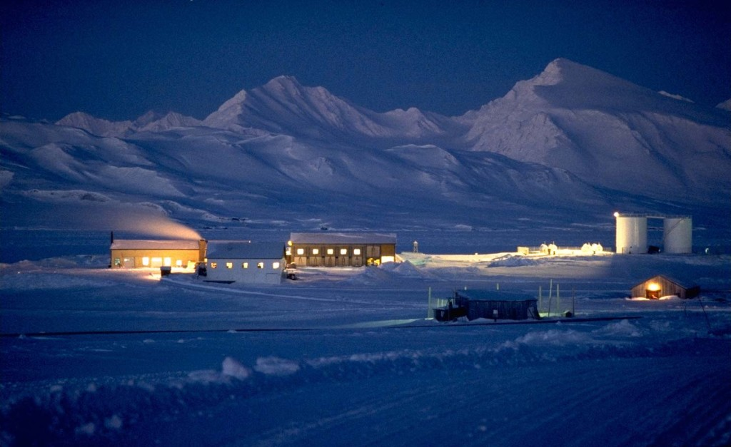 Cold reception: Svalbard is closer to the North Pole than to Oslo