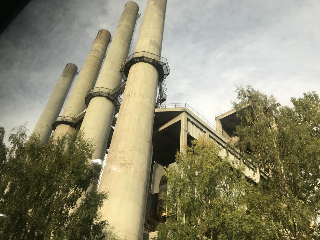 Norcem cement plant 3